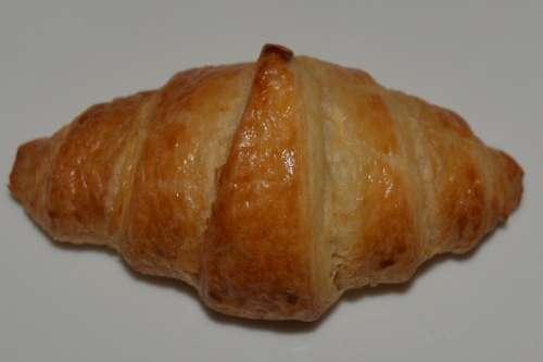 Croissant Coffee Cake Cake Food Breakfast