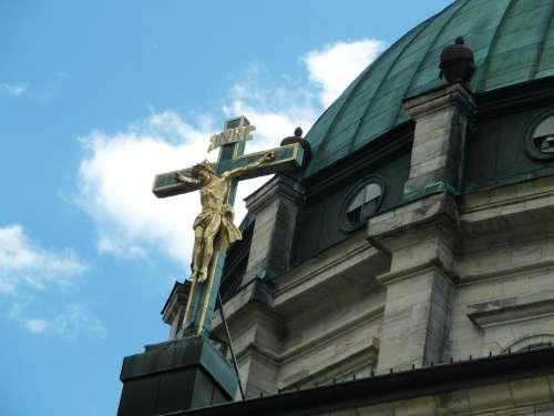 Cross Church St Blasien Black Forest Dom Faith