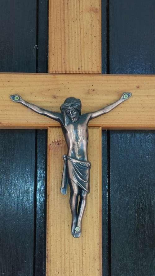 Cross Jesus Faith Christianity Christ Church