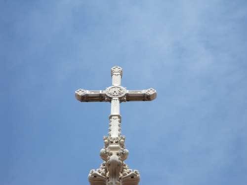 Cross Duomo Di Napoli Facade
