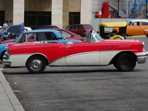 Cuba Cars Car Old