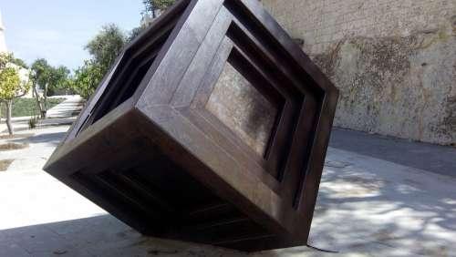 Cube Art Modern Art Malta Modern