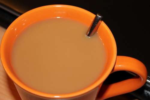 Cup Coffee Spoon Coffee Cup