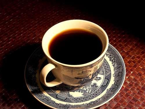 Cup Coffee Drink Food
