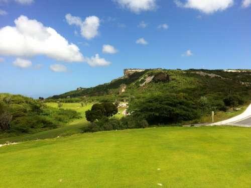 Curacao Table Mountain Golf Course