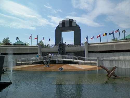 D-Day Memorial World War Ii Wwii Military War