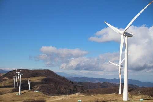 Daegwallyeong Ranch Windmill Wind