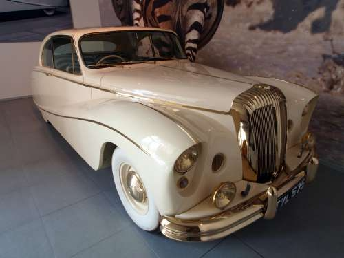 Daimler 1955 Car Automobile Vehicle Motor Vehicle