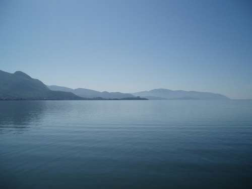 Dali Erhai Lake Highland Lakes