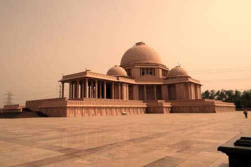 Dalit Prerna Sthal Memorial Sandstone Noida India