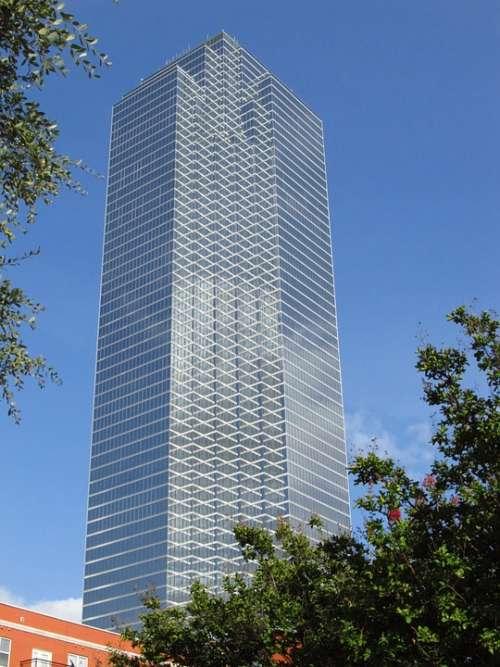 Dallas Buildings Downtown Office Buildings