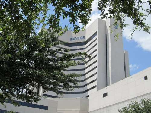 Dallas Architecture Building Modern City Hospital
