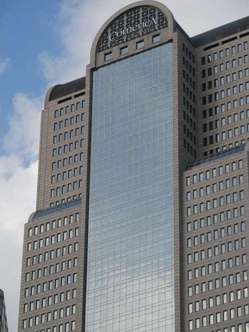 Dallas Skyline Dallas Buildings Downtown