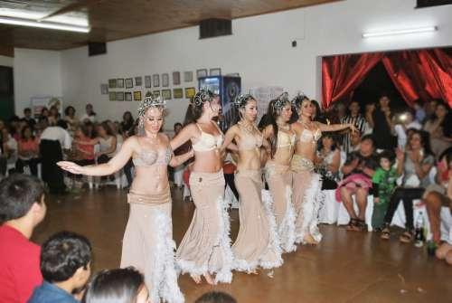 Dance Ballet Dancer Dressed Folk Danza Folklorica