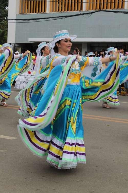 Dance Street Tradition People Female Girl Dancing