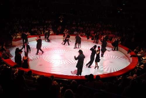 Dance Tango Circus