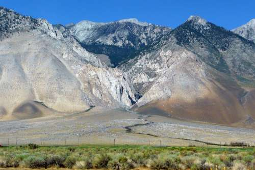 Death Valley Nationanl Park California Usa