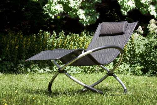 Deck Chair Design Noble Aluminium Rest Relax