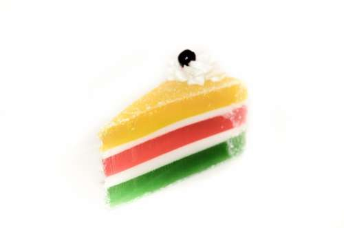 Dessert Jelly Sweets Eating Sweet Dish