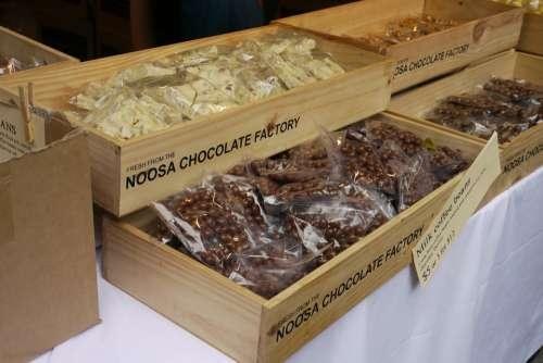 Dessert Food Chocolate Yatai
