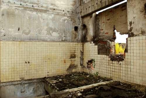 Devastation Building Ruin Architecture Structure