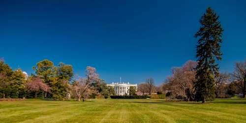 District White House America American Architecture