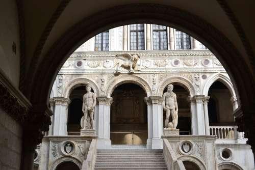 Doge Palace Venice Italy Palace Venetian