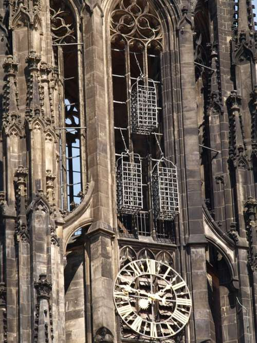 Dom Münster Cathedral Architecture Building Church