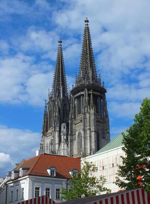 Dom Regensburg Germany Bavaria Castra Regina