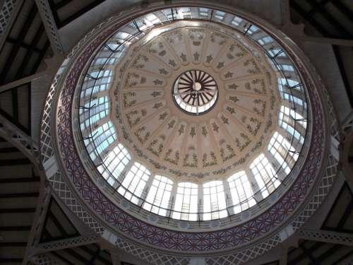 Dome Architecture Church Parish Cathedral