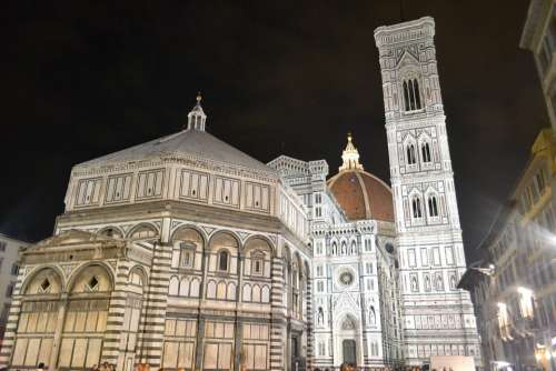 Dome Of Florence Florance Italy