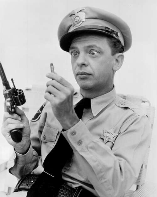 Don Knotts Actor Vintage Television Tv Movies