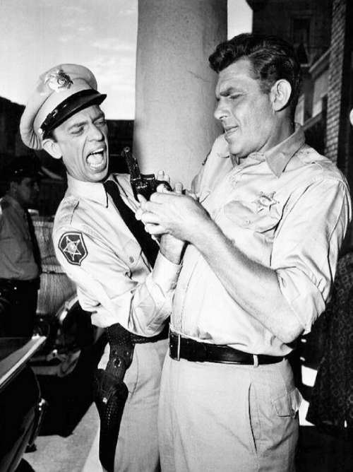 Don Knotts Andy Griffith Actors Television Comedy