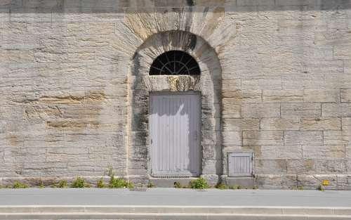 Door Wall House Building Masonry Input Goal