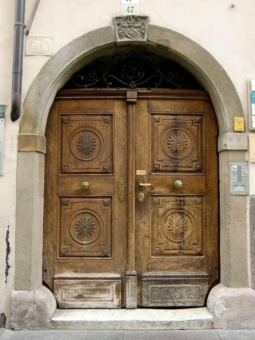 Door Goal House Entrance Doors Input