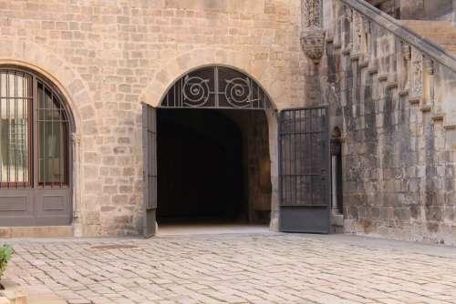 Door Entrance Doorway Building Architecture