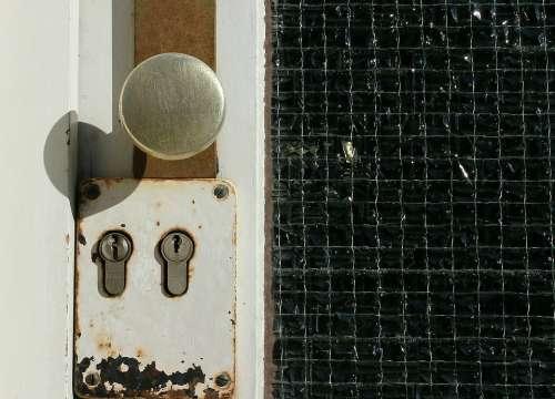 Door Lock Locking System Close Security Closed