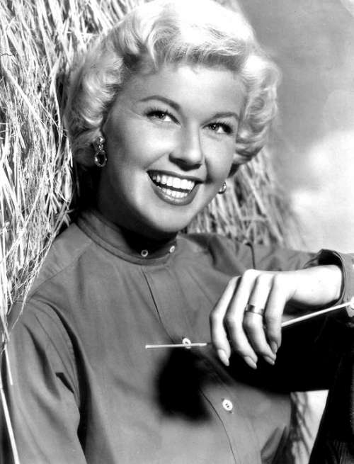 Doris Day Actress Vintage Movies Motion Pictures