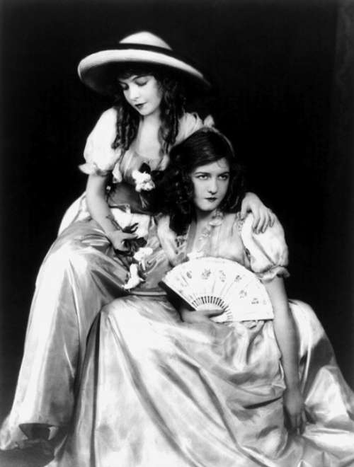 Dorothy Gish Lillian Gish Actress Sisters Stage