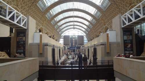 D'Orsay Paris Museum