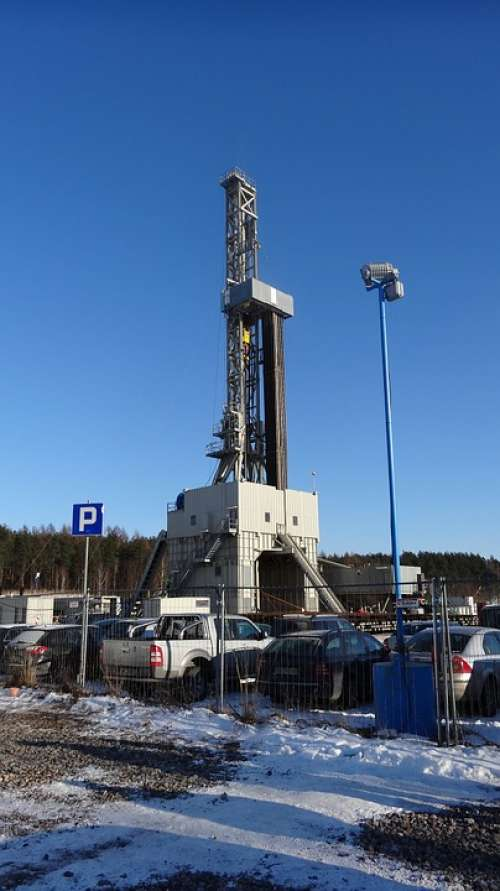 Drilling Rig Shale Gas Natural Gas