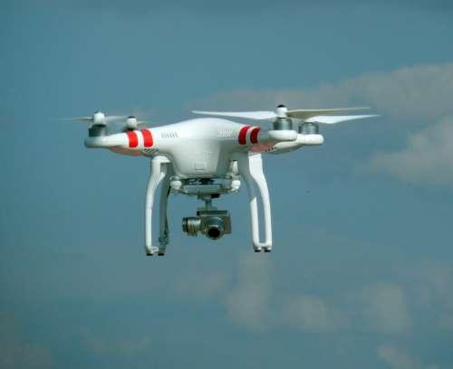 Drone Espionage Camera Spy Nsa Quadrocopter