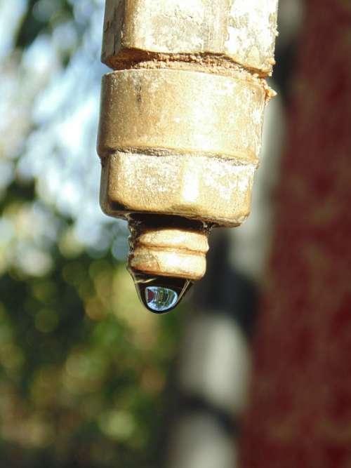 Drop Of Water Water Tap Drop