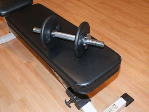 Dumbbell Dumb-Bell Bar-Bell Barbell Weight