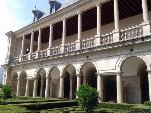 Dump Building Heritage Monastery San Lorenzo