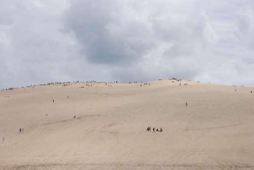 Dune Sand France Dune Du Pilat