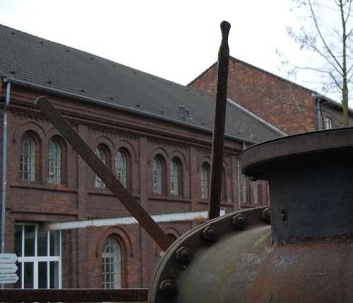 Eat Industry Building Industrial Heritage