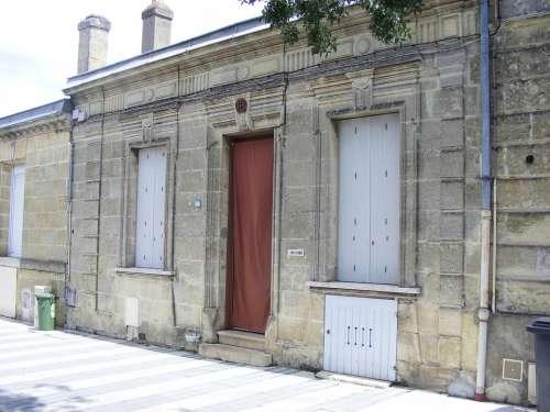 Echoppe Bordeaux House On One Floor Street Pierre