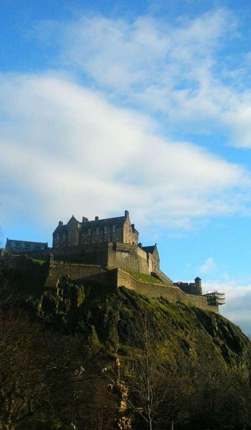 Edinburgh Edinburgh Castle Edinburgh Castle Barracks