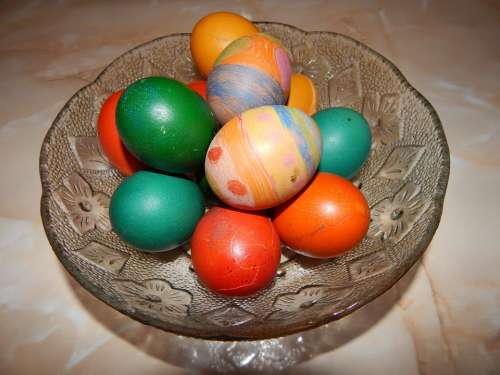 Eggs Easter Custom Easter Eggs